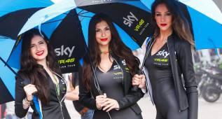 Las chicas más guapas y sexys del paddock en el GP de España