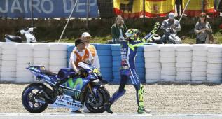 """Rossi dejó a Pablo Nieto """"sin palabras"""" y Uccio le ve """"mejor"""""""
