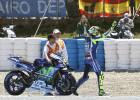 Rossi dejó sin palabras a Pablo Nieto y Uccio le ve mejor