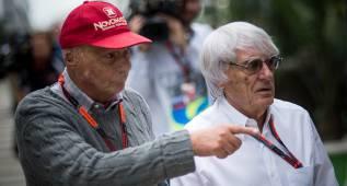 Lauda lidera las quinielas para suceder a Ecclestone en la F1