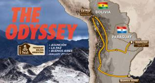 Dakar 2017: entra Paraguay y será un Asunción-Buenos Aires