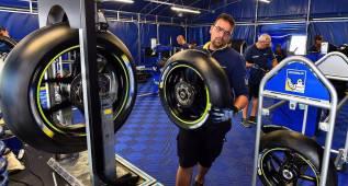 Michelin: sensor de presión obligatorio desde Mugello
