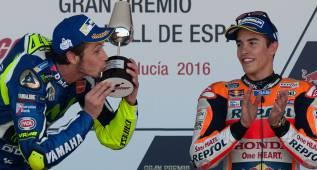 """Rossi: """"Lo que pasó en 2015 seguirá siempre estando ahí"""""""