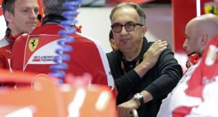 Marchionne, jefe de Ferrari, el directivo que más gana en Italia