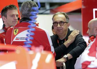 Marchionne, jefe de Ferrari, el directivo italiano que más gana