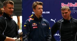 """Kvyat no es Sharapova: """"En la F1 no necesito Meldonium"""""""