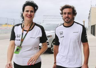 Silvia Hoffer: la arquitecto 'guardaespaldas' de Alonso
