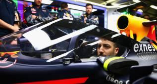 Red Bull probará su Halo en los entrenamientos libres de Rusia