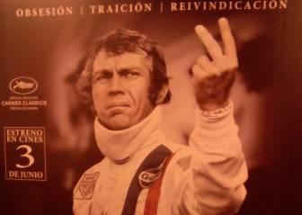 'The Man y Le Mans' revela las entrañas del film de McQueen