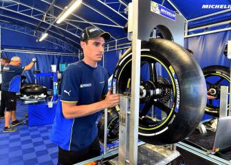 Michelin culpa a las alas de la mayor degradación en Jerez