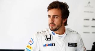 """Fernando Alonso: """"Senna era mi inspiración, correremos por él"""""""