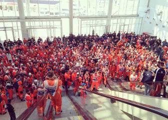El ejército naranja del GP de Rusia ya está listo