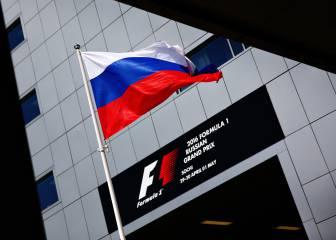 Cómo y dónde ver el GP Rusia 2016 de F1: Horarios y TV