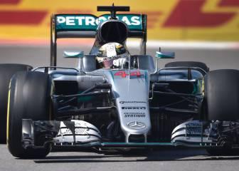 Hamilton domina y McLaren se consolida en la zona media