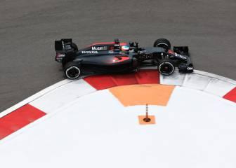 McLaren Honda mejora en tiempos, pero sirve de poco
