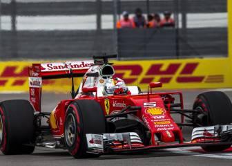 F1: GP de Rusia 2016 en vivo y en directo online desde Sochi