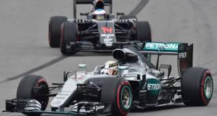 McLaren contra Mercedes por el reglamento del Mundial 2017