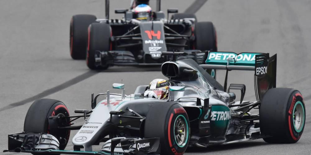 McLaren contra Mercedes por el reglamento del Mundial 2017.