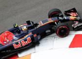 """Toro Rosso, feliz con Sainz: """"Hay poca diferencia con Verstappen"""""""