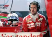 """Sebastian Vettel: """"¿Qué huevos estamos haciendo aquí?"""""""
