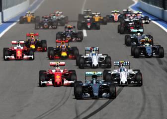 El uno por uno del GP de Rusia