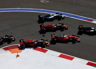 Kvyat llamó a Vettel para pedir perdón: