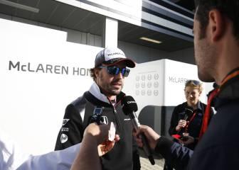 """Alonso tendrá """"un coche casi nuevo"""" en Barcelona"""