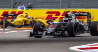 """McLaren Honda """"encantado"""" con el fin de los tokens"""