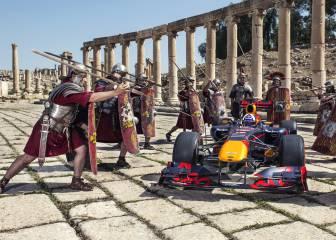 Red Bull conquista Jordania