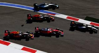 """Lauda: """"Si yo fuera Vettel, hubiera matado a Kvyat"""""""