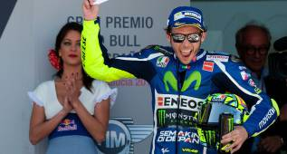 """Rossi: """"Con Viñales será difícil, es joven y con gran talento"""""""