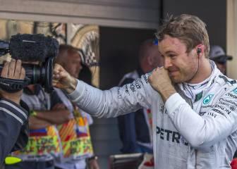Rosberg hizo la vuelta rápida con el motor en modo 'seguro'