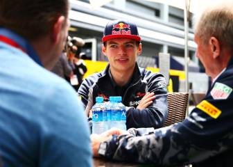 Oficial: Verstappen por Kvyat en Red Bull desde Barcelona