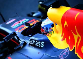Red Bull espera volver a ganar con las mejoras de Renault