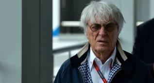 """Ecclestone envía un recado a Hamilton: """"Deja de quejarte"""""""