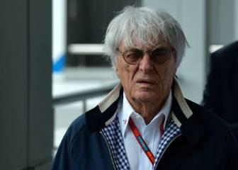 Ecclestone envía un recado a Hamilton: