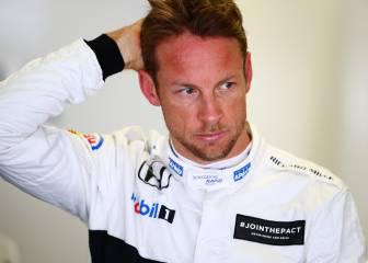 La condición de Button para seguir en F1: