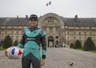 Nelsinho Piquet regresa a la 'escuela' y correrá en F-3