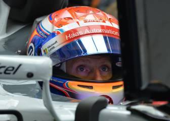 ¿Grosjean en la NASCAR en verano? Haas busca fechas