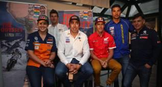 Las etapas en altura serán el peligro del Dakar 2017