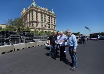 Bakú recibe el 'OK' de la FIA