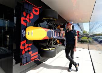 Max Verstappen es el quinto favorito para el GP de España