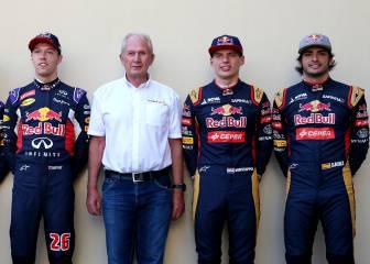Conferencia FIA con morbo: Verstappen, Kvyat y Sainz