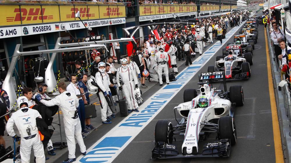 Heineken quiere patrocinar la F1: 200 millones sobre la mesa
