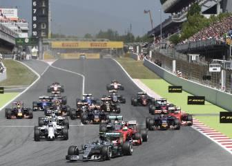 Cómo y dónde ver el GP España 2016 de F1: Horarios y TV