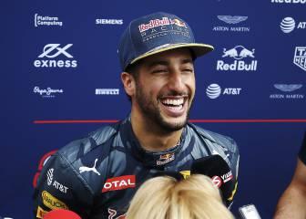 """Ricciardo: """"¿Verstappen? Sabía cuál era mi momento"""""""