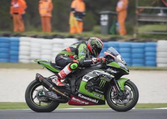 Sykes se hace con la pole en Sepang con récord del circuito