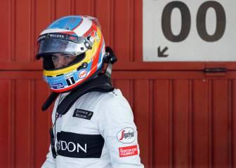 """Alonso: """"En McLaren decidieron que me quedara detrás"""""""