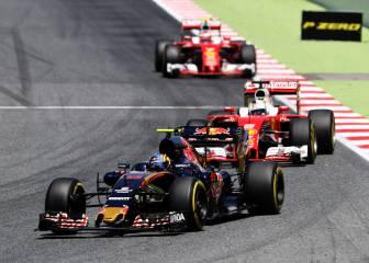 La investigación de la FIA a Sainz quedó en reprimenda