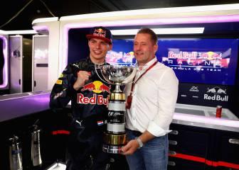 """Max Verstappen: """"Todavía no me lo puedo creer"""""""
